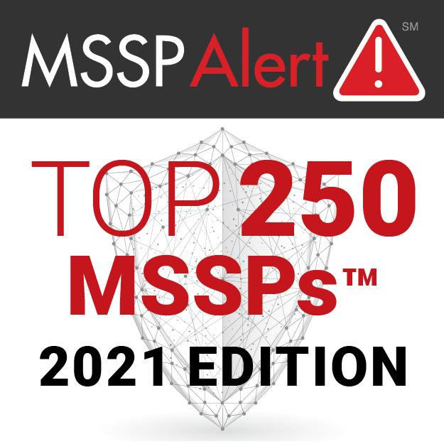 2021 Top 250 MSSPs Logo