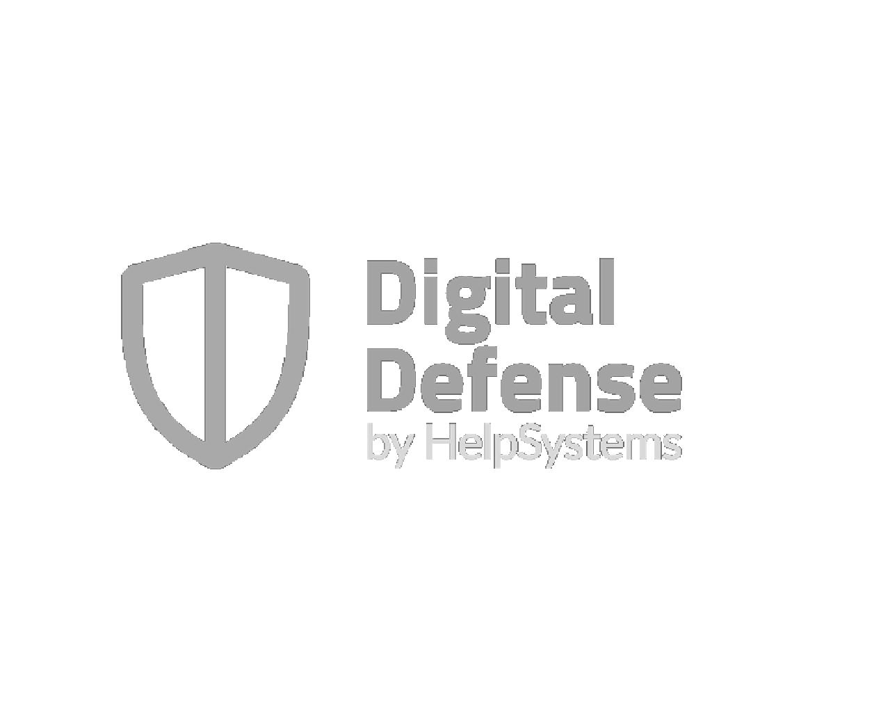 Digital Defense Logo by Helpsystems