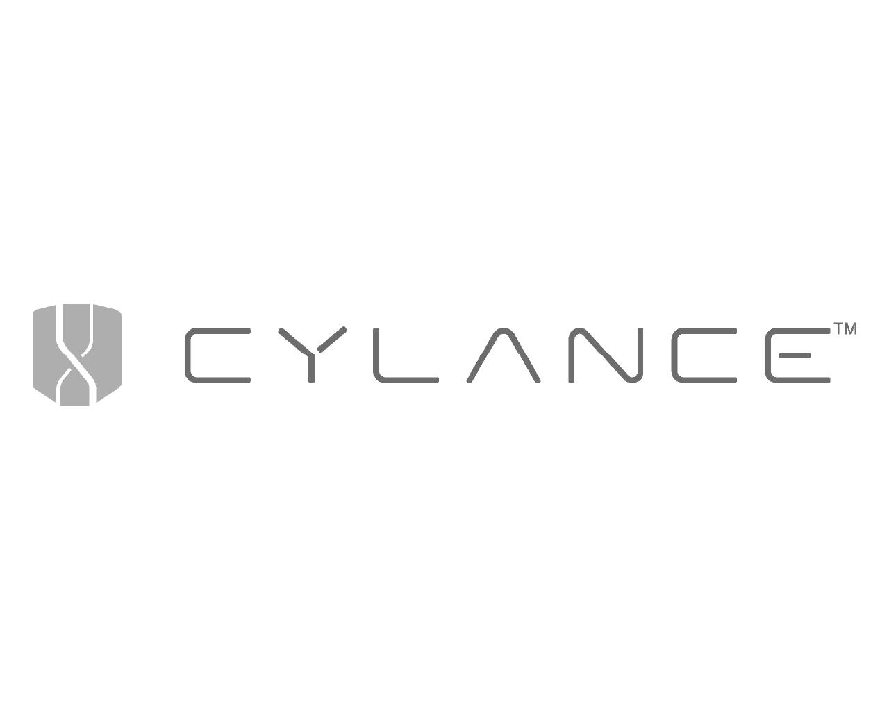 cylance logo bw