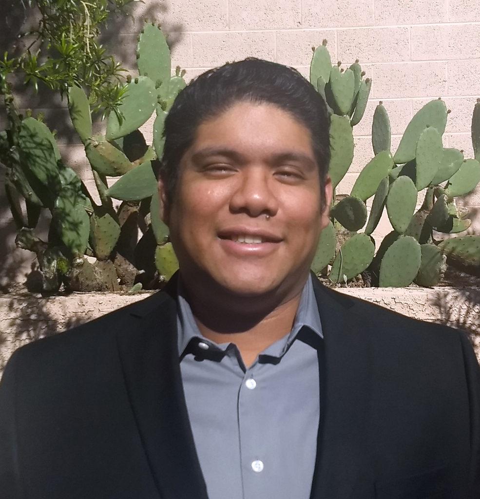Edison Munoz, Associate QSA