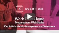 Shifts in Identity Management and Governance
