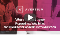 Remote Workforce Security Webinar