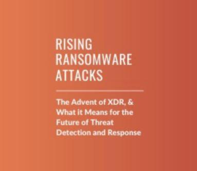 Rising ransomware attacks