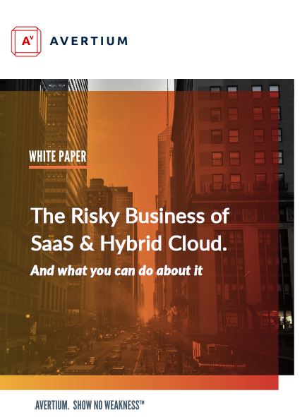SaaS and Hybrid Cloud White Paper