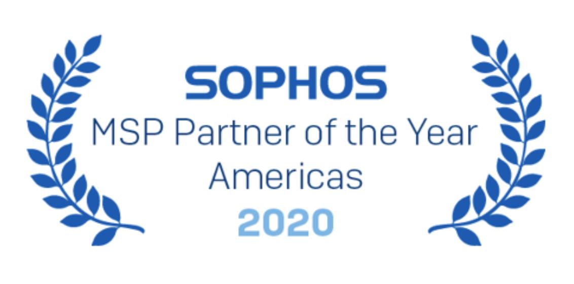 Avertium Adds Sophos 2020 MSP Partner of the Year, Americas to List of Partner Awards